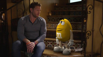 M&M's TV Spot, 'The Bachelor' Featuring Juan Pablo Galavis - 1 commercial airings