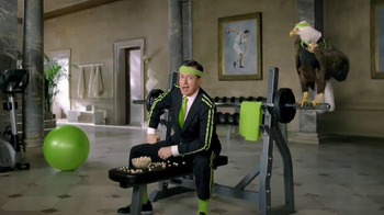 Wonderful Pistachios TV Spot, 'A Nut Earned' Feat Stephen Colbert - 753 commercial airings