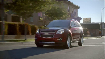 2014 Chevrolet Equinox with Siri Eyes Free TV Spot, 'The New Connected' - Thumbnail 1