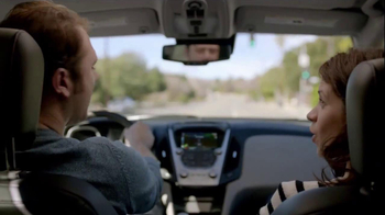 2014 Chevrolet Equinox with Siri Eyes Free TV Spot, 'The New Connected' - Thumbnail 9