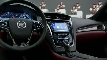 2014 Cadillac CTS TV Spot, 'Quiet Cabin' - Thumbnail 8