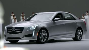 2014 Cadillac CTS TV Spot, 'Quiet Cabin' - Thumbnail 5