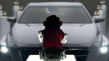 2014 Cadillac CTS TV Spot, 'Quiet Cabin'