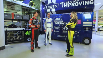 Sprint Unlimited TV Spot Featuring Jeff Gordon, Jimmie Johnson