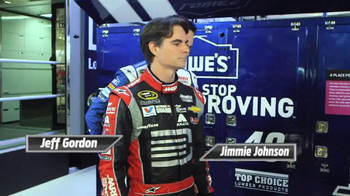 Sprint Unlimited TV Spot Featuring Jeff Gordon, Jimmie Johnson - Thumbnail 2