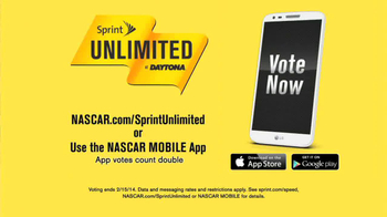 Sprint Unlimited TV Spot Featuring Jeff Gordon, Jimmie Johnson - Thumbnail 8