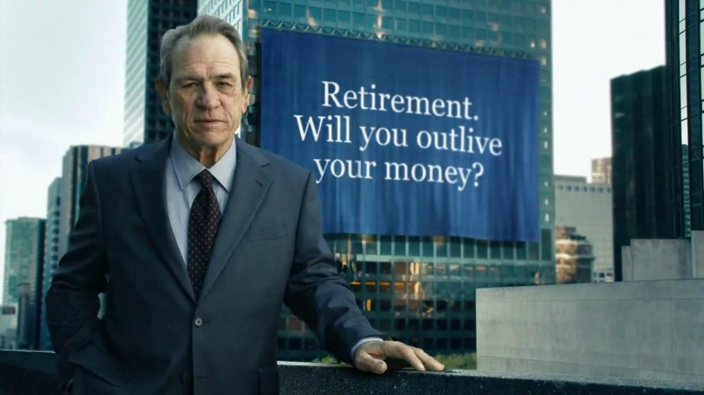 Ameriprise Financial TV Commercial, 'Outlive' Featuring Tommy Lee Jones