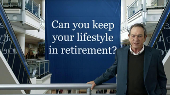 Ameriprise Financial TV Spot, 'Retirement' Feat. Tommy Lee Jones - Thumbnail 8