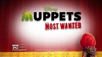 GoGurt Tubes TV Spot, 'Muppets Most Wanted' - Thumbnail 8