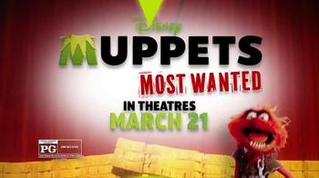 GoGurt Tubes TV Spot, 'Muppets Most Wanted' - Thumbnail 9