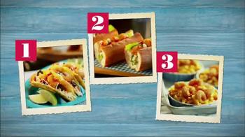 SeaPak Popcorn Shrimp TV Spot, 'Cooking 123' - Thumbnail 2