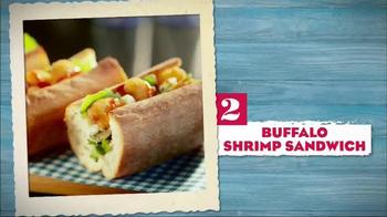 SeaPak Popcorn Shrimp TV Spot, 'Cooking 123' - Thumbnail 8