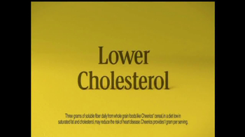 Cheerios TV Spot, 'Cholesterol Prize' - Thumbnail 8