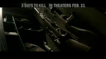 3 Days to Kill - Alternate Trailer 12