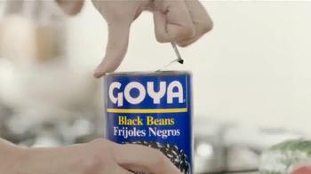 Goya Frijoles Negros TV Spot, 'Sammy' [Spanish] - Thumbnail 1