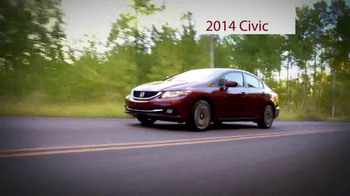 The Honda Presidents' Day Sales Event TV Spot, 'Commanding Offers' - Thumbnail 4