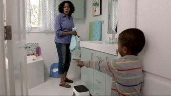 Clorox Bleach TV Spot, 'I Went Potty!' - 1132 commercial airings