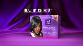 Dark and Lovely Healthy Gloss 5 TV Spot Featuring Bria Murphy - Thumbnail 8