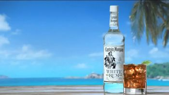 Captain Morgan White Rum TV Spot. 'White Rum Has A New Captain' - Thumbnail 10