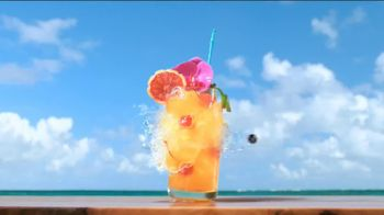 Captain Morgan White Rum TV Spot. \'White Rum Has A New Captain\'