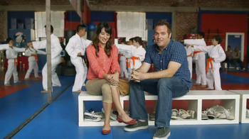 Tide+Bleach TV Spot, 'Karate' Featuring Alison Becker - Thumbnail 10