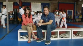 Tide+Bleach TV Spot, 'Karate' Featuring Alison Becker - Thumbnail 7