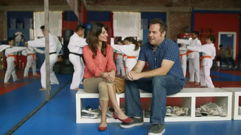 Tide+Bleach TV Spot, 'Karate' Featuring Alison Becker