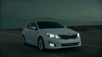 2014 Kia Optima TV Spot [Spanish] - Thumbnail 1