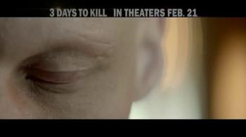 3 Days to Kill - Alternate Trailer 9