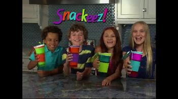 Snackeez TV Spot, \'Snacking Solution\'