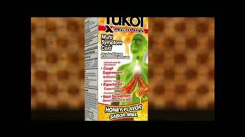 Tukol Xpecto Miel Multi-Symptom Cold TV Spot [Spanish] - Thumbnail 2