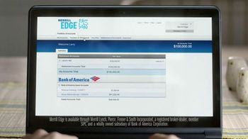 Bank of America Merill EdgeTV Spot, 'Born to Invest' Song by Billy Joel - Thumbnail 2