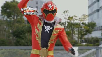 Power Rangers Super Megaforce Double Battle Figures TV Spot