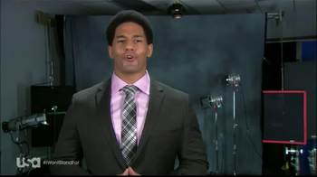 USA Network TV Spot, 'I Won't Stand For' Feauting Darren Young - Thumbnail 5
