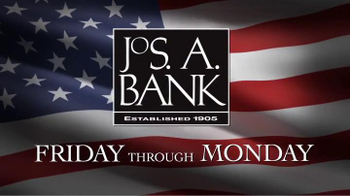 JoS. A. Bank TV Spot, 'Feb 2014 Presidents Day Event' - 256 commercial airings