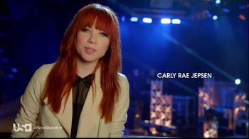 USA Network TV Spot, 'End Bullying' Featuring Carly Rae Jepsen - Thumbnail 1