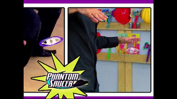 Phantom Saucer TV Spot - Thumbnail 3