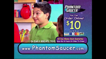 Phantom Saucer TV Spot - Thumbnail 8