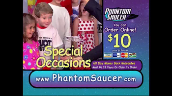 Phantom Saucer TV Spot - Thumbnail 9