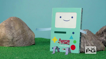 Adventure Time: The Complete Third Season Blu-ray and DVD TV Spot