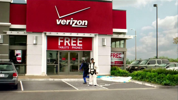 Verizon TV Spot, 'Teléfonos y Tablets Gratis' [Spanish] - 25 commercial airings