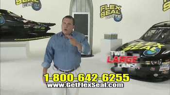 Flex Seal Brite TV Spot, 'Racing' - Thumbnail 9