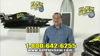 Flex Seal Brite TV Spot, 'Racing' - 2576 commercial airings