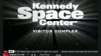 Kennedy Space Center Visitor Complex TV Spot
