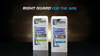 Right Guard Xtreme Clear TV Spot, 'Comparison' - Thumbnail 9