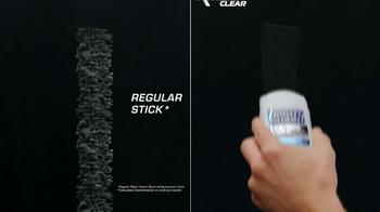 Right Guard Xtreme Clear TV Spot, 'Comparison' - Thumbnail 2