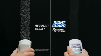 Right Guard Xtreme Clear TV Spot, 'Comparison' - Thumbnail 3