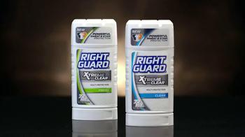 Right Guard Xtreme Clear TV Spot, 'Comparison' - Thumbnail 8
