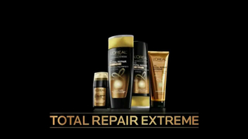 L'Oreal Paris Total Repair Extreme TV Spot Featuring Jennifer Lopez - Thumbnail 10