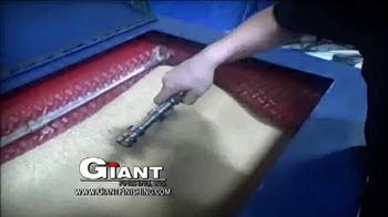 Giant Finishing TV Spot thumbnail